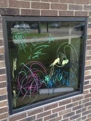 Building Window Art by Faith & Play Kids (April 2015)